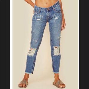 One teaspoon Pacifica freebird jeans